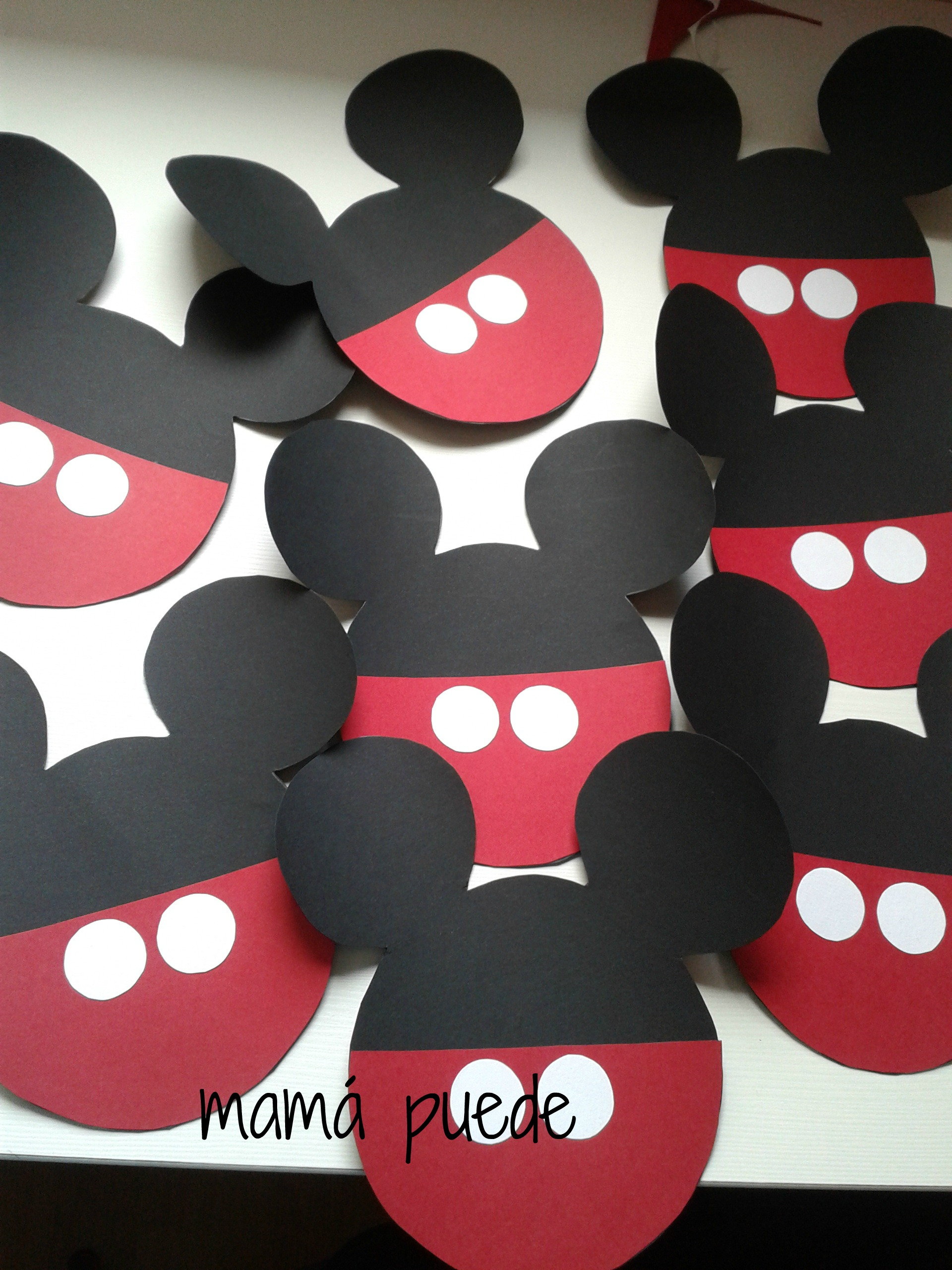 Baby Mickey Mouse Cake Pictures